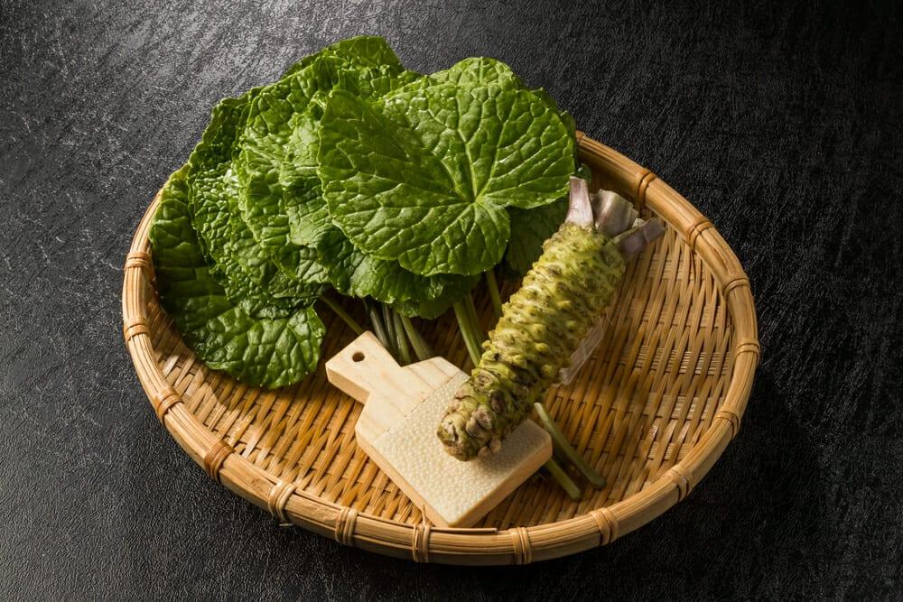 わさび,ワサビ,山葵の値段 価格の相場と旬や栄養成分