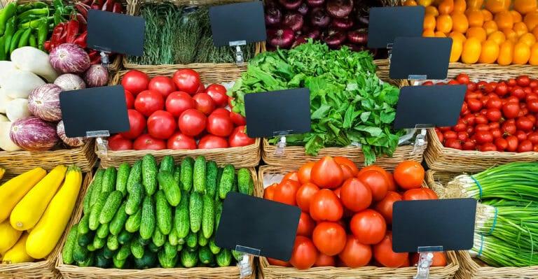 野菜の価格