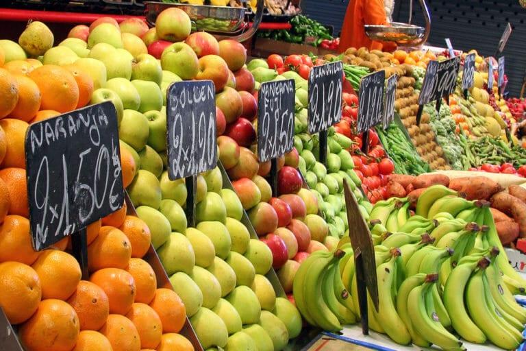 果物の価格