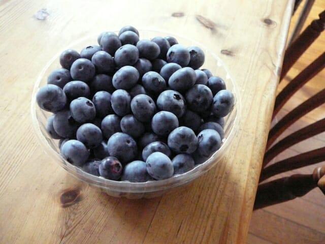 ブルーベリーの値段 価格の相場と旬や栄養成分